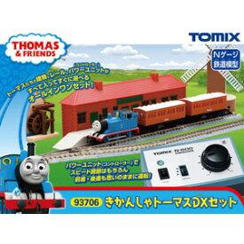 [鉄道模型]トミックス (Nゲージ) 93706 きかんしゃトーマスDXセット