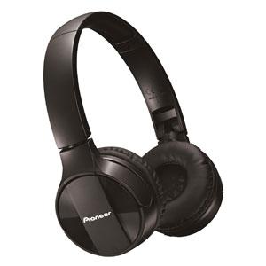 SE-MJ553BT-K パイオニア Bluetooth搭載ダイナミック密閉型ヘッドホン(ブラック) PIONEER
