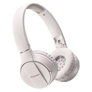 SE-MJ553BT-W パイオニア Bluetooth搭載ダイナミック密閉型ヘッドホン(ホワイト) PIONEER