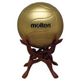 V5M9500 モルテン バレーボール 5号球 (人工皮革) Molten 記念ボール (ゴールド)