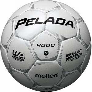 MT-F5P4000W モルテン サッカーボール Molten ペレーダ4000 5号球 WH [MTF5P4000W]【返品種別A】
