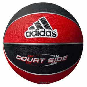 MT-AB6122RBK アディダス バスケットボール adidas コートサイド 6号球 レッド×ブラック [MTAB6122RBK]【返品種別A】