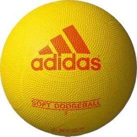 MT-AD210Y アディダス ドッジボール adidas ソフトドッヂボール 2号球 黄×ライム
