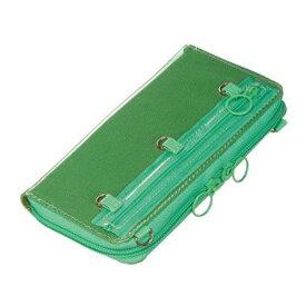 SMC-IM03 サンクレスト 各種スマートフォン対応 痛☆maker カスタマイズマルチカバー(グリーン)Lサイズ SUNCREST