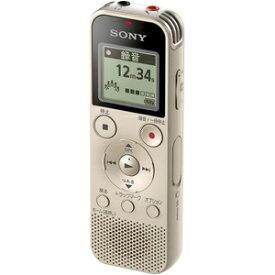 ICD-PX470F N ソニー リニアPCM対応ICレコーダー4GB内蔵+外部マイクロSDカードスロット搭載(ゴールド) SONY