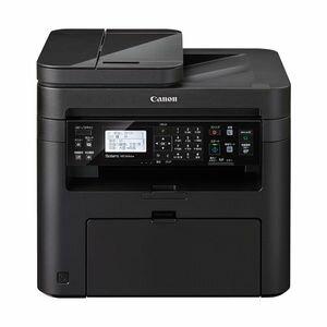 MF244DW キヤノン A4対応 スモールオフィス向け モノクロレーザー複合機(両面印刷対応/ファクスなしモデル) Satera(サテラ) [MF244DW]【返品種別A】