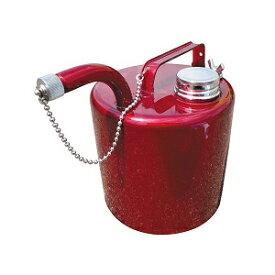FS2.5 エトスデザイン ガソリン携行缶(2.5L) ETHOS Designレッドキャメルガソリン携行缶