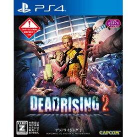 【PS4】DEAD RISING 2 カプコン [PLJM-80185デッドライジン]