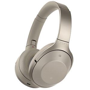 MDR-1000X C ソニー Bluetooth対応ノイズキャンセリング搭載ダイナミック密閉型ヘッドホン(グレーベージュ) SONY [MDR1000XCM]【返品種別A】【送料無料】