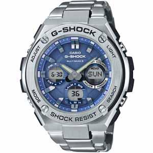 GST-W110D-2AJF カシオ G-SHOCK G-STEEL Gショック ソーラー電波時計 メンズタイプ [GSTW110D2AJF]【返品種別A】