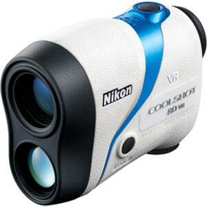 LCS80VR ニコン 携帯型レーザー距離計「COOLSHOT 80 VR」 クールショット [LCS80VR]【返品種別A】