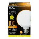 EFG25EL/21-G102 ELPA 電球形蛍光ランプ G100形・電球色 ELPA