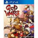 【PS4】GOD WARS 〜時をこえて〜 【税込】 角川ゲームス [PLJM-80210 PS4 ゴッドウォーズ]【返品種別B】【送料無料】【RCP】