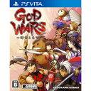 【PS Vita】GOD WARS 〜時をこえて〜 【税込】 角川ゲームス [VLJM-30206 PSV ゴッドウォーズ]【返品種別B】【送料無料】【RCP】