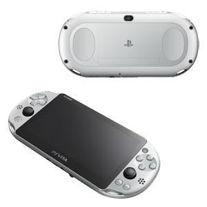 PlayStation(R)Vita Wi-Fiモデル シルバー ソニー・インタラクティブエンタテインメント [PCH-2000ZA25 PSVホンタイシルバー]【返品種別B】