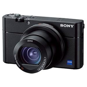 DSC-RX100M5 ソニー デジタルカメラ「Cyber-shot RX100MV」 [DSCRX100M5]【返品種別A】