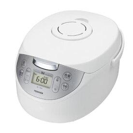 RC-10HK-W 東芝 IHジャー炊飯器(5.5合炊き) ホワイト TOSHIBA かまど銅コート釜 [RC10HKW]