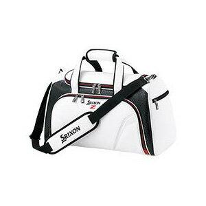 GGB-S111ホワイト ダンロップ スリクソン スリクソン スポーツバッグ(ホワイト) DUNLOP SRIXON [GGBS111ホワイト]【返品種別A】