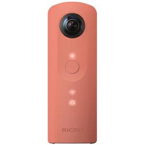 RICOH THETA SC ピンク リコー 全天球撮影カメラ「RICOH THETA SC」(ピンク)