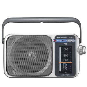 R-2255 パナソニック AM 1バンドラジオ [R2255S]【返品種別A】