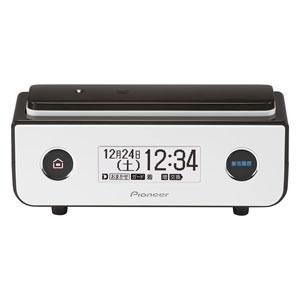 TF-FD35S(BR) パイオニア デジタルコードレス留守番電話機 ビターブラウン Pioneer TF-FD35シリーズ [TFFD35SBR]【返品種別A】