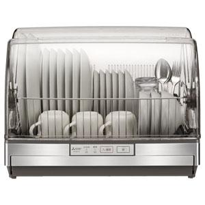 【エントリーでP5倍 8/20 9:59迄】TK-ST11-H 三菱 食器乾燥器 ステンレスグレー MITSUBISHI キッチンドライヤー