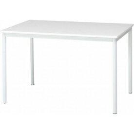 84133 不二貿易 ダイニングテーブル シュクル 幅120(ホワイト) SUCRE