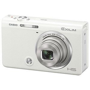EX-ZR70-WE カシオ デジタルカメラ「EXILIM ZR70」(ホワイト) [EXZR70WE]【返品種別A】
