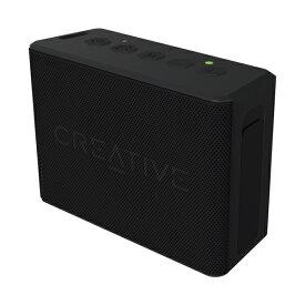 SP-MV2C-BK クリエイティブ Bluetooth対応防水ワイヤレススピーカー(ブラック) CREATIVE Sound Blaster MUVO2C