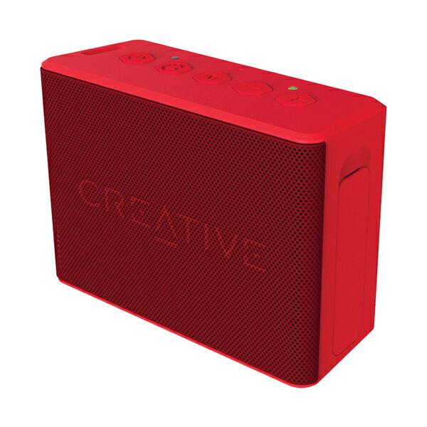 SP-MV2C-RD クリエイティブ Bluetooth対応防水ワイヤレススピーカー(レッド) CREATIVE Sound Blaster MUVO2C