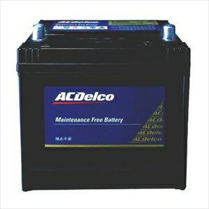 58-6MF ACデルコ 米国車用バッテリー【他商品との同時購入不可】 メンテナンスフリータイプ [586MF]【返品種別A】