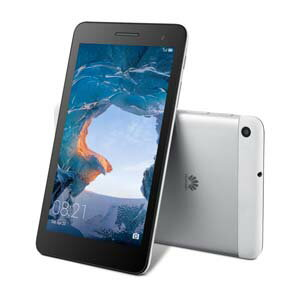T1 7 LTE 1G/8G/SL HUAWEI 7.0型タブレットパソコン MediaPad T1 7.0 LTE (シルバー) ※メモリ 1G / LTE対応モデル [T17LTE1G8GSL]【返品種別B】