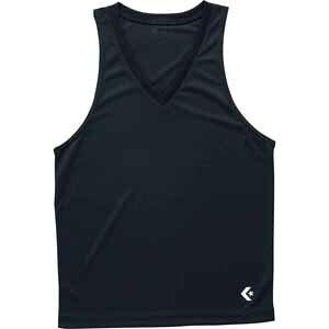 CB251703-1900-M コンバース ゲームインナーシャツ(タンクトップ)(ブラック・M) CONVERSE