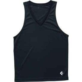 CB251703-1900-L コンバース ゲームインナーシャツ(タンクトップ)(ブラック・L) CONVERSE