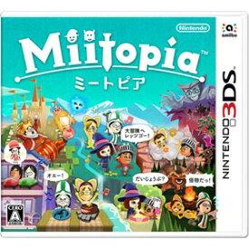【3DS】Miitopia 任天堂 [CTR-P-ADQJ 3DSミートピア]