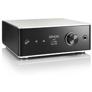 DA-310USB-SP デノン ハイレゾ対応USB-DAC/ヘッドホンアンプ【シルバー】 DENON
