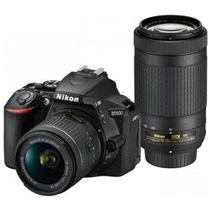 D5600WZ ニコン デジタル一眼レフカメラ「D5600」ダブルズームキット [D5600WZ]【返品種別A】