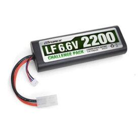 LF Challenge Pack 6.6V 2200mAh【GFG101】 ラジコン用バッテリー G-FORCE