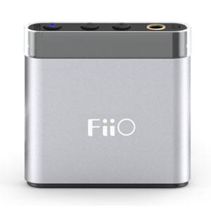 Fiio A1 フィーオ コンパクト・ポータブルヘッドフォンアンプ(シルバー) FiiO
