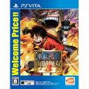 【PS Vita】ワンピース 海賊無双3 Welcome Price!! 【税込】 バンダイナムコエンターテインメント [VLJM-35430]【返品種別B】【...