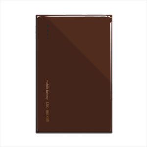 MPC-CW5200CH マクセル モバイルバッテリー 5200mAh(チョコレート) maxell [MPCCW5200CH]【返品種別A】