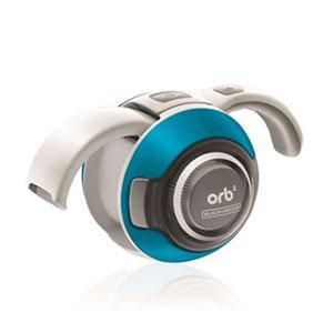 ORB36LB ブラックアンドデッカー 紙パックレス式ハンディクリーナー充電式ブルー 【掃除機】BLACK+DECKER リチウムオーブ