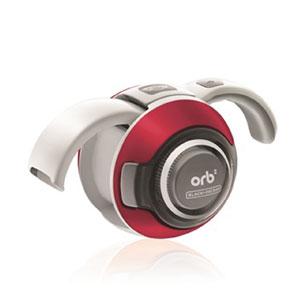 ORB36LR ブラックアンドデッカー 紙パックレス式ハンディクリーナー充電式レッド 【掃除機】BLACK+DECKER リチウムオーブ