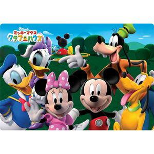 ディズニー チャイルドパズルダブル ミッキーマウス クラブハウスのなかまたち 40ピース ジグソーパズル テンヨー 【Disneyzone】