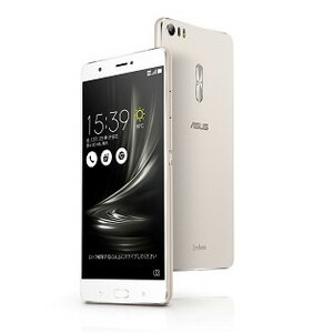 ZU680KL-SL32S4 エイスース ZenFone 3 Ultra シルバー [ZU680KLSL32S4]【返品種別B】【送料無料】