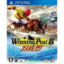 【PS Vita】Winning Post 8 2017 【税込】 コーエーテクモゲームス [VLJM-35424]【返品種別B】【送料無料】【RCP】