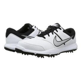 844551 100 25.5CM ナイキ メンズ・ゴルフシューズ(ホワイト×メタリックシルバー×ブラック・25.5cm) Nike デュラスポーツ 4 844551-100