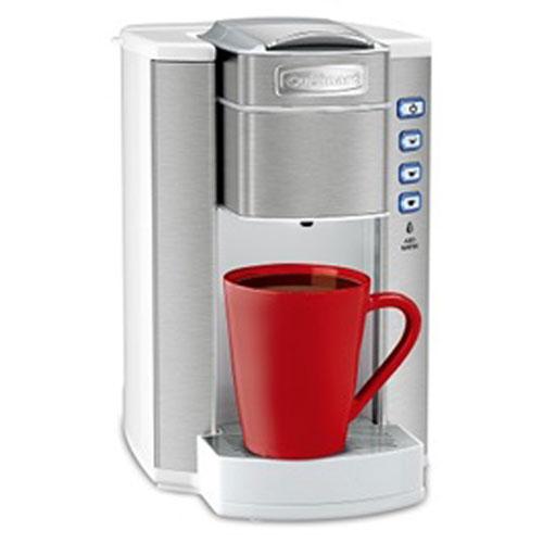 SS6-WJ クイジナート コーヒーメーカー ホワイト Cuisinart コーヒー&ホットドリンクメーカー [SS6WJ]【返品種別A】【送料無料】