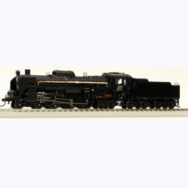 [鉄道模型]天賞堂 (HO) 71033 C61形 九州晩年タイプ 付属ナンバー:18・19・24・28号機【ダイキャスト製 カンタム・サウンドシステム搭載】