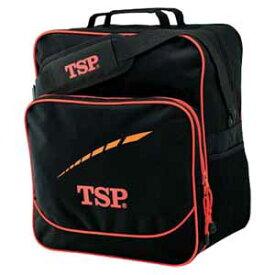 TSP-042401-0040 ティーエスピー 卓球バッグ(レッド) TSP コモドラージバッグ
